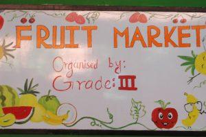 Fruit Market 2074