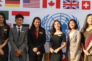 Model United Nations 2019